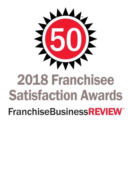 Top 50 Franchise  Satisfaction